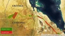 Ethio-Eritrea boarder dispute